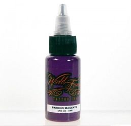 World Famous Ink - A.D. Pancho Magenta - 30 ml
