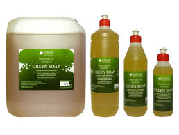 Sirius Green soap 1l