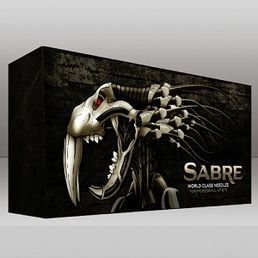Sabre needle set of 10 Shader 9