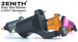 ZENITH™ ROTARY TATTOO MACHINE