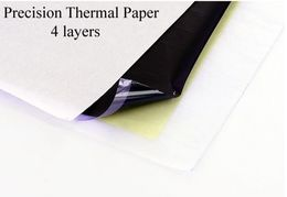 "Precison Tattoo Thermal Copier Paper - 8-1/2"" x 11"" - 25 Sheets"
