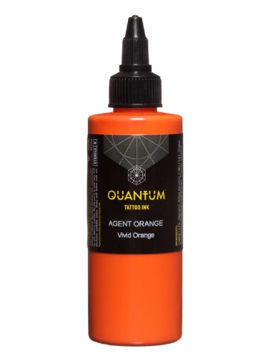 Quantum Tattoo Agent Orange 20ml