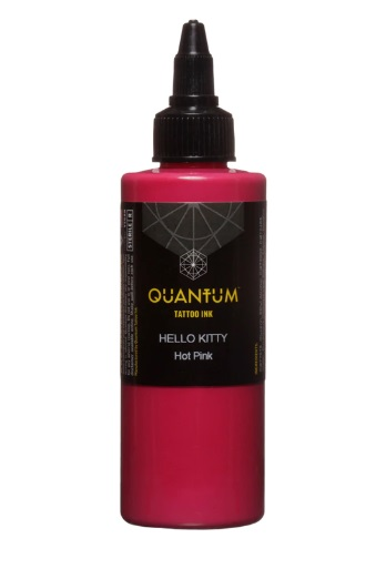 Quantum Tattoo Ink Hello Kitty 20ml