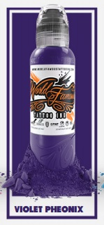 World Famous Ink - Violet Pheonix 30 ml *Master Mike