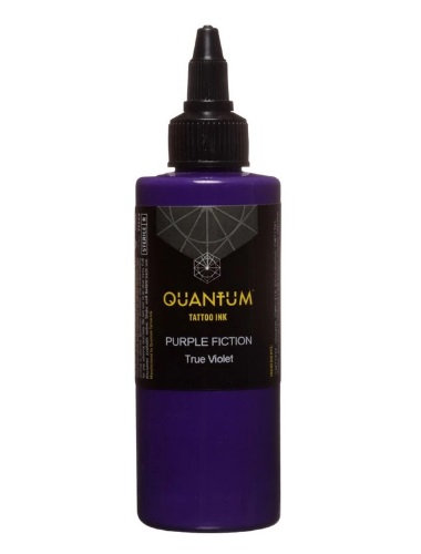 Quantum Tattoo Purple Fiction 20ml