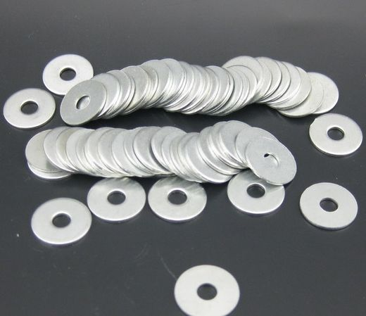 Flat Washers Stainless Steel 20pcs