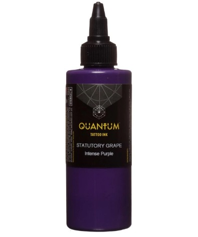 Quantum Tattoo Ink Statutory Grape 20ml