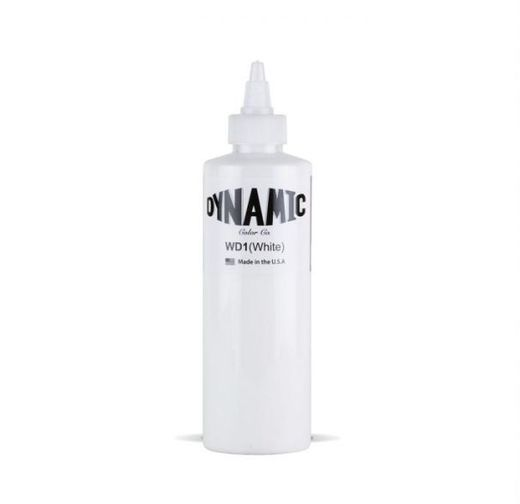 Copy of Dynamic Tattoo Ink White 240ml