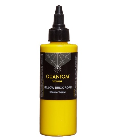 Quantum Tattoo Ink Yellow Brick Road 20ml